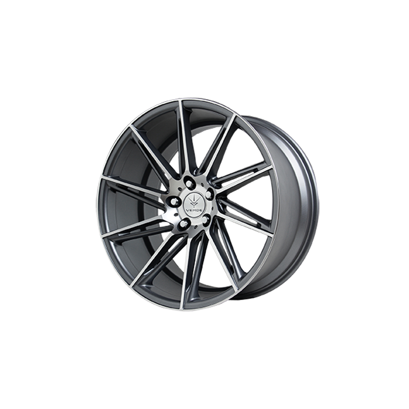 19 Quot Verde V25 Quantum Staggered Wheel