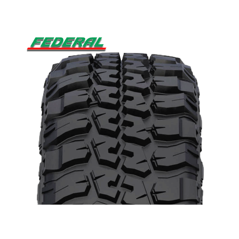 31x10 50r15 Tires >> 33/12.50R20 Federal Couragia MT