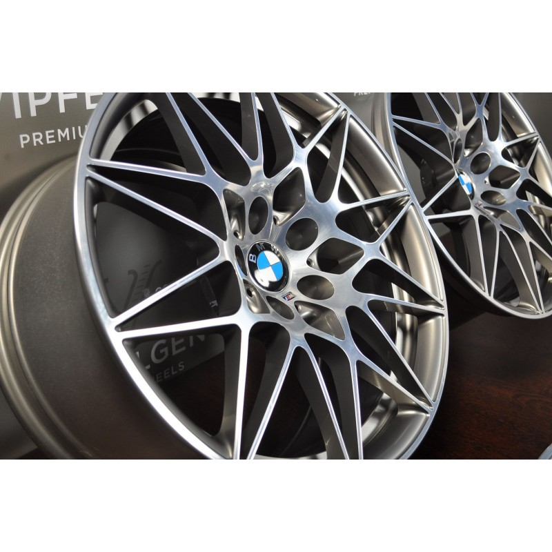 19 Quot Bmw M Competition Style Staggered Wheels