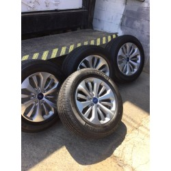 20 Ford F 150 Factory Wheels And Tires Set